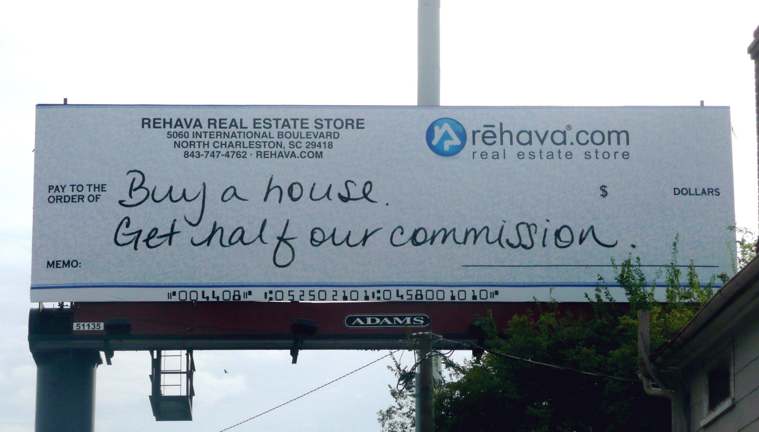 Creating A Real Estate Billboard Campaign