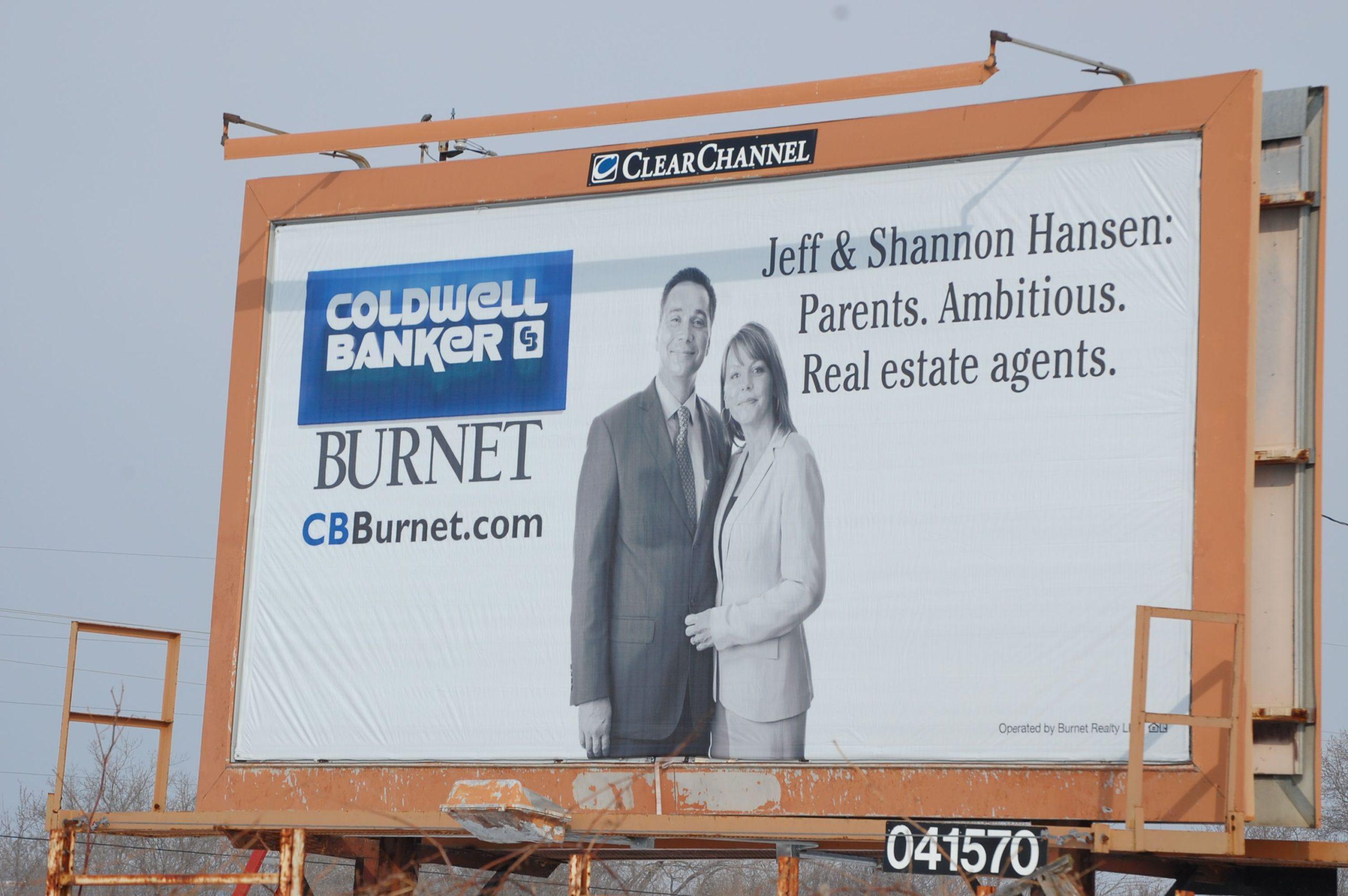do real estate billboards work
