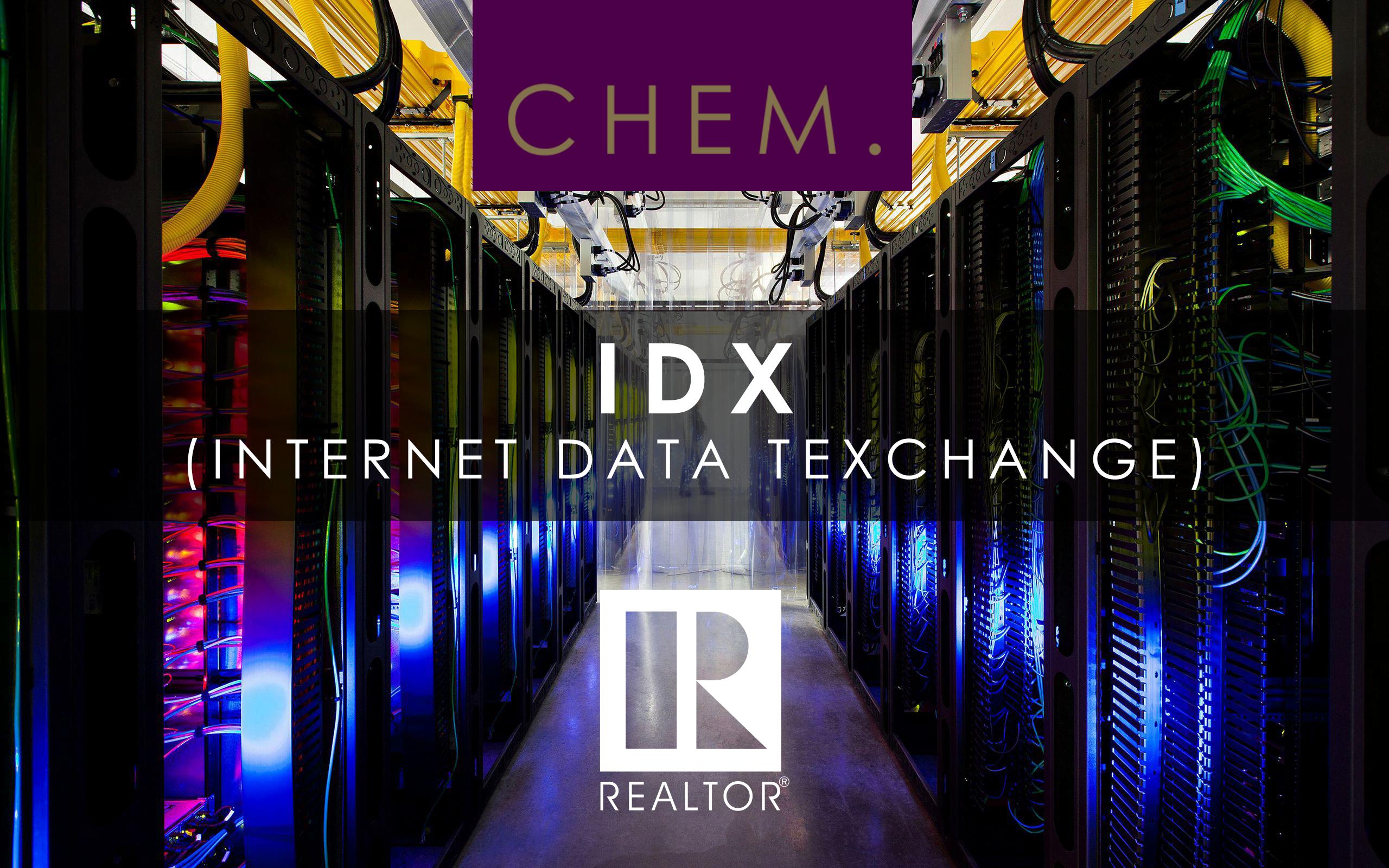 what is idx (internet data exchange)