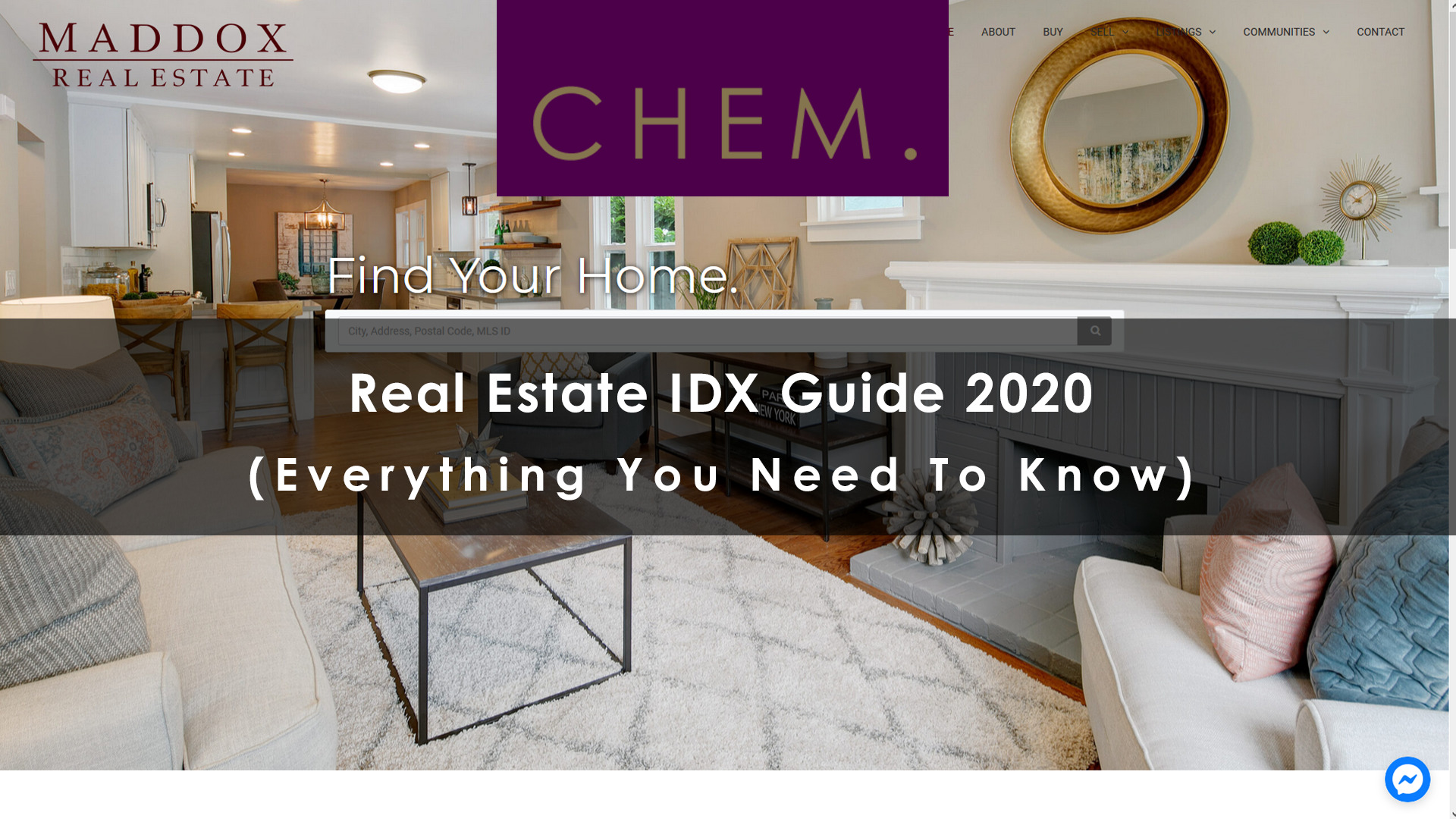 Real Estate IDX Guide 2020 (Everything You Need To Know)