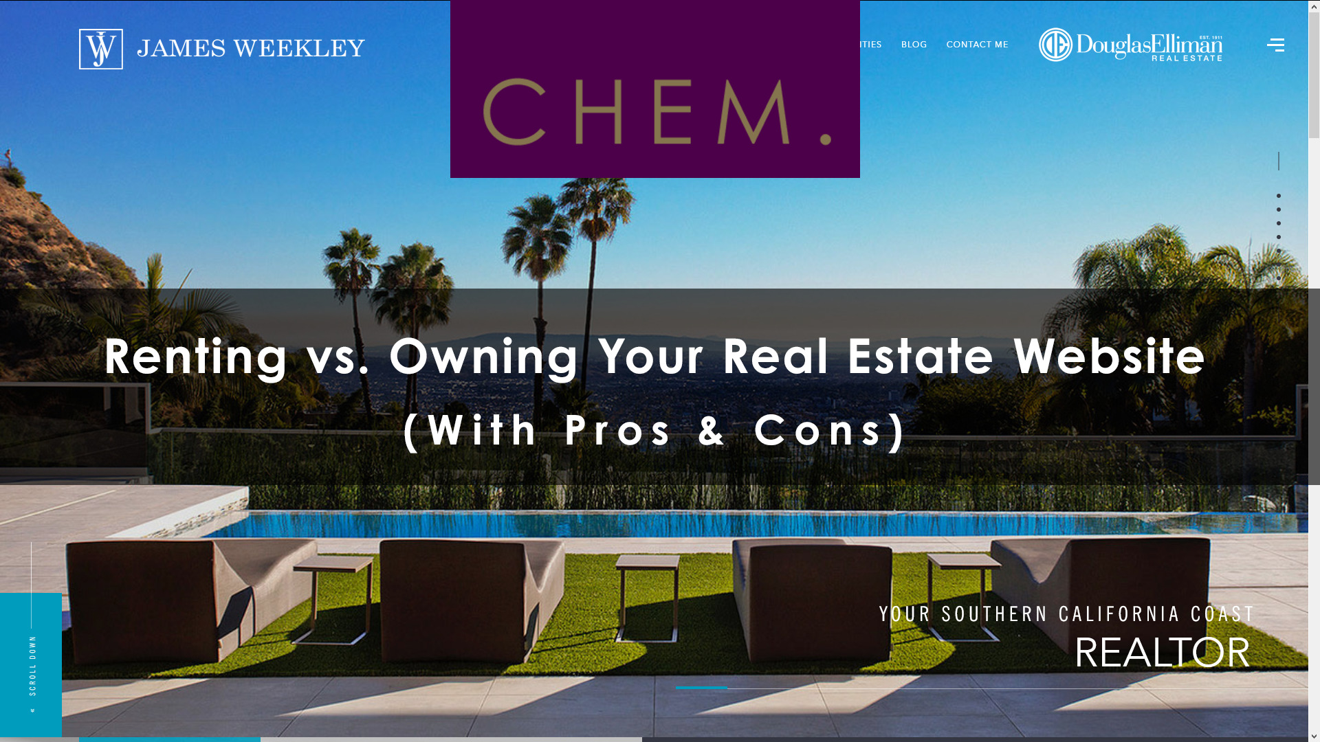 Renting vs. Owning Your Real Estate Website (With Pros & Cons)