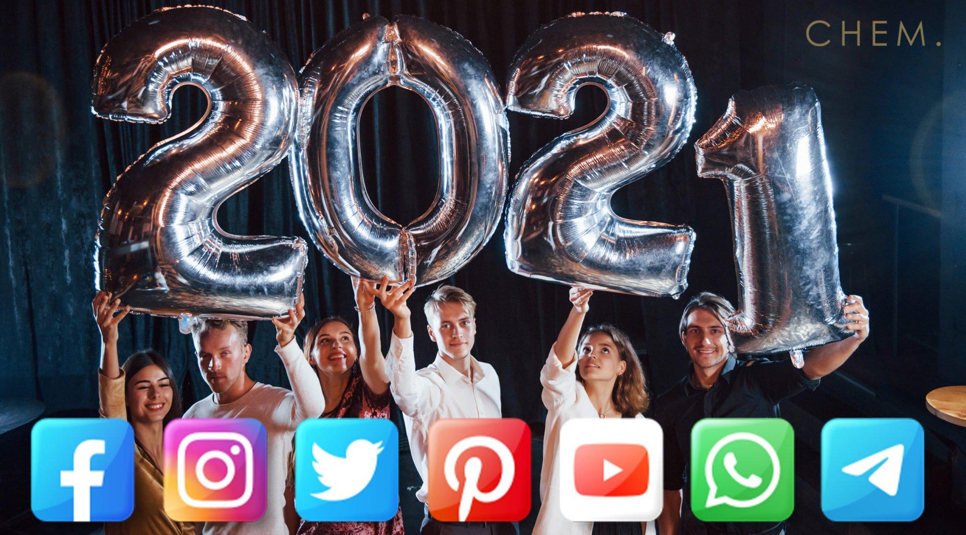Real Estate Social Media 2021